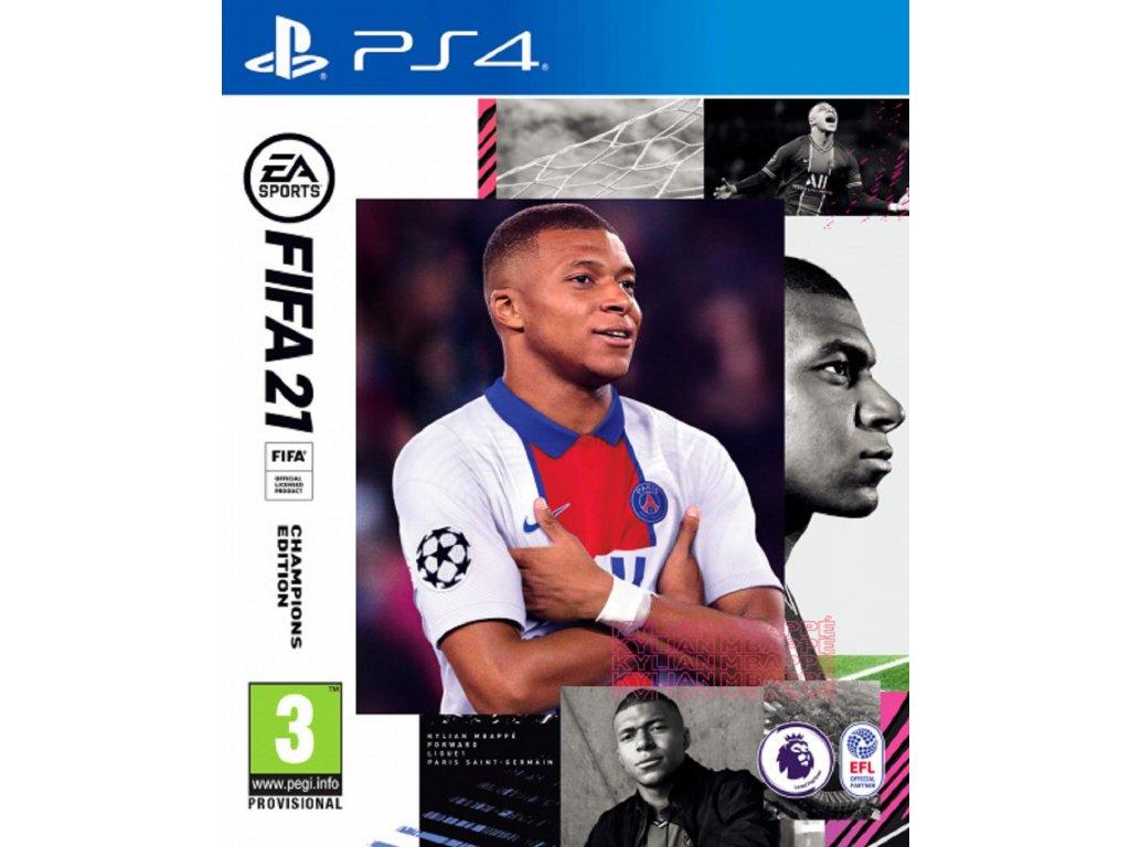 FIFA 21 CHAMPIONS EDITION (PS4 nová)