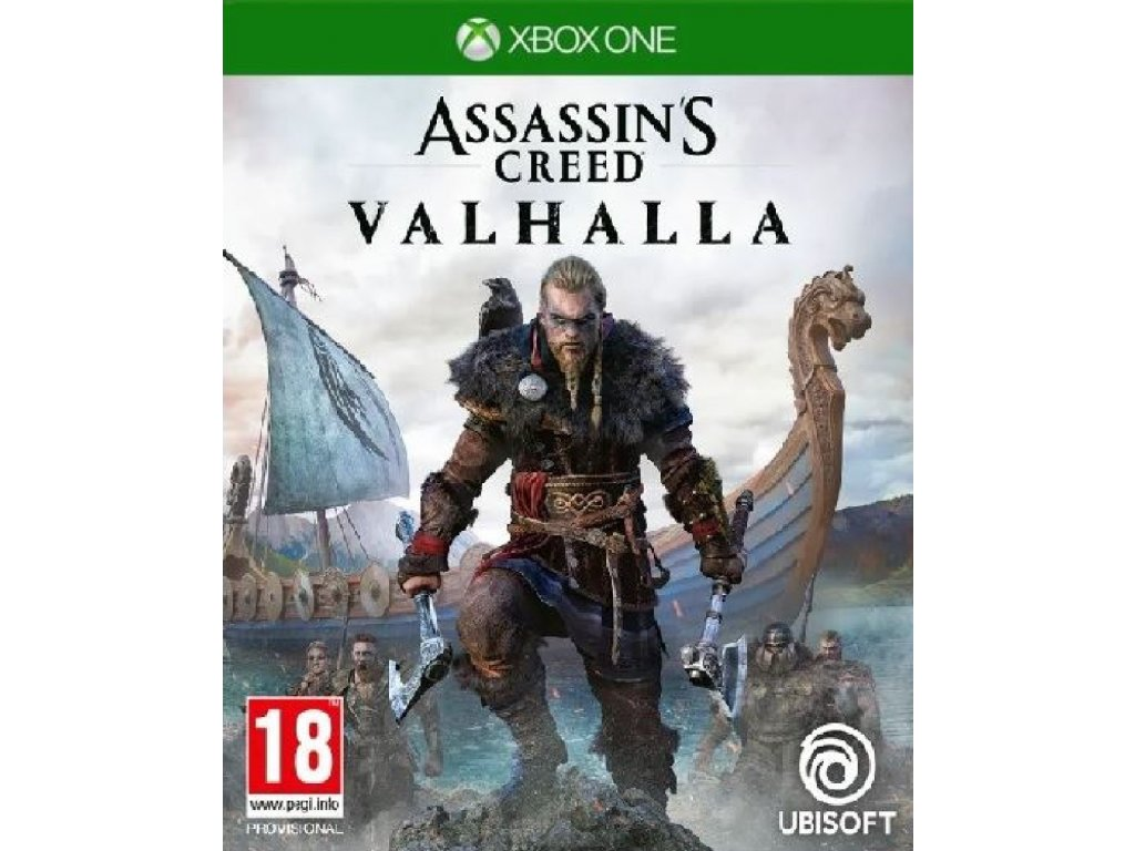 ASSASSIN'S CREED VALHALLA (XBOX ONE nová)