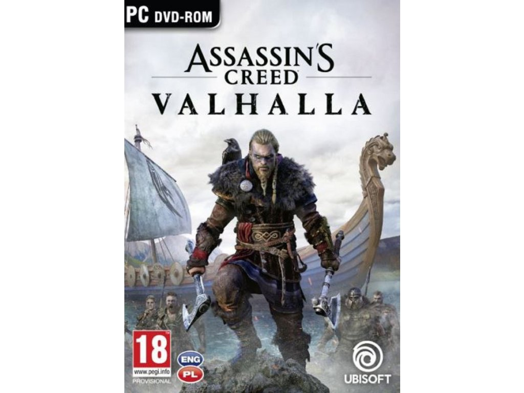 ASSASSIN'S CREED VALHALLA (PC nová)