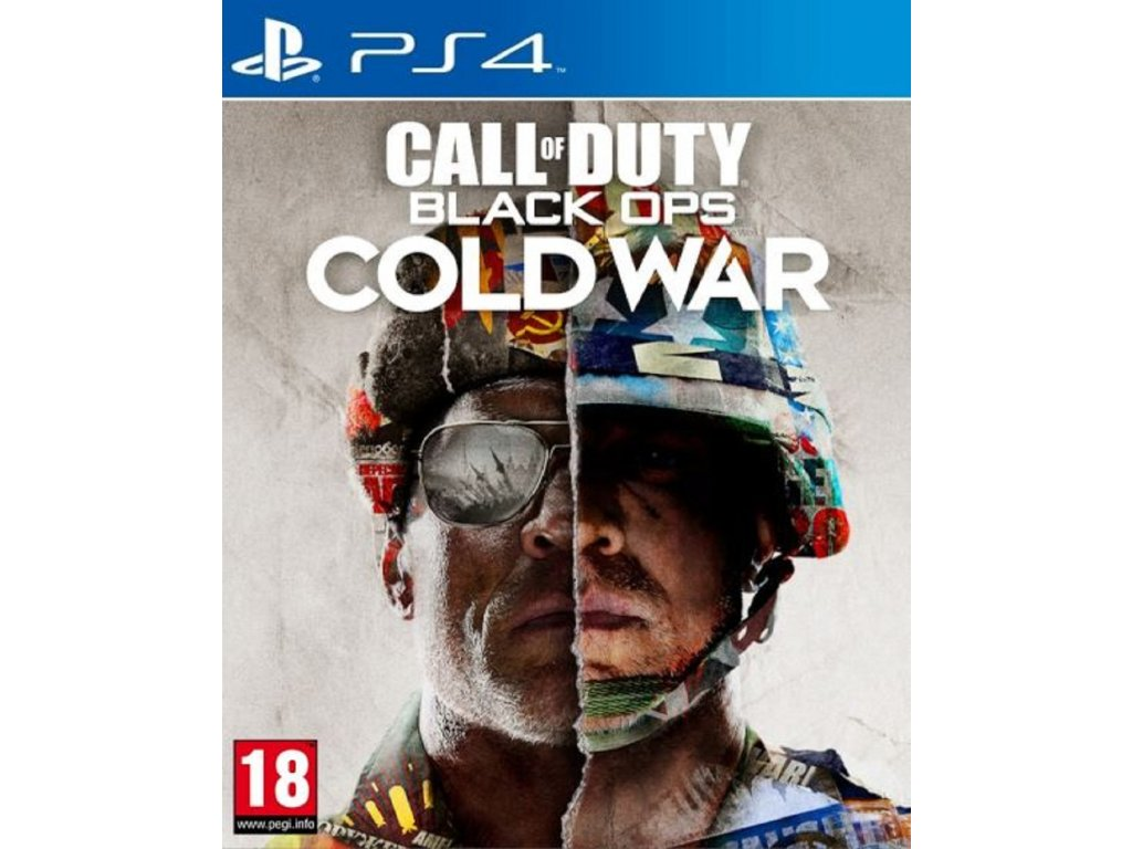 CALL OF DUTY BLACK OPS COLD WAR (PS4 nová)