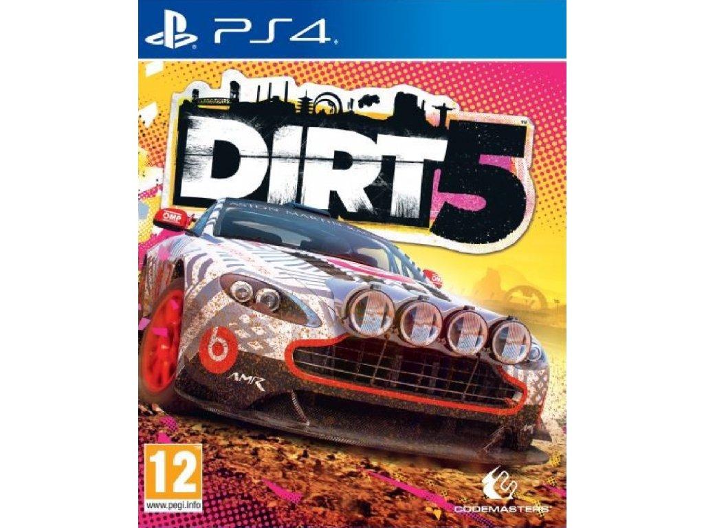 DIRT 5 (PS4 nová)