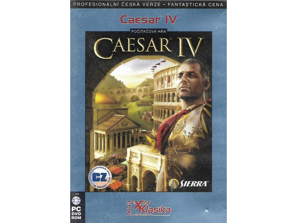 CAESAR IV ( PC bazar)