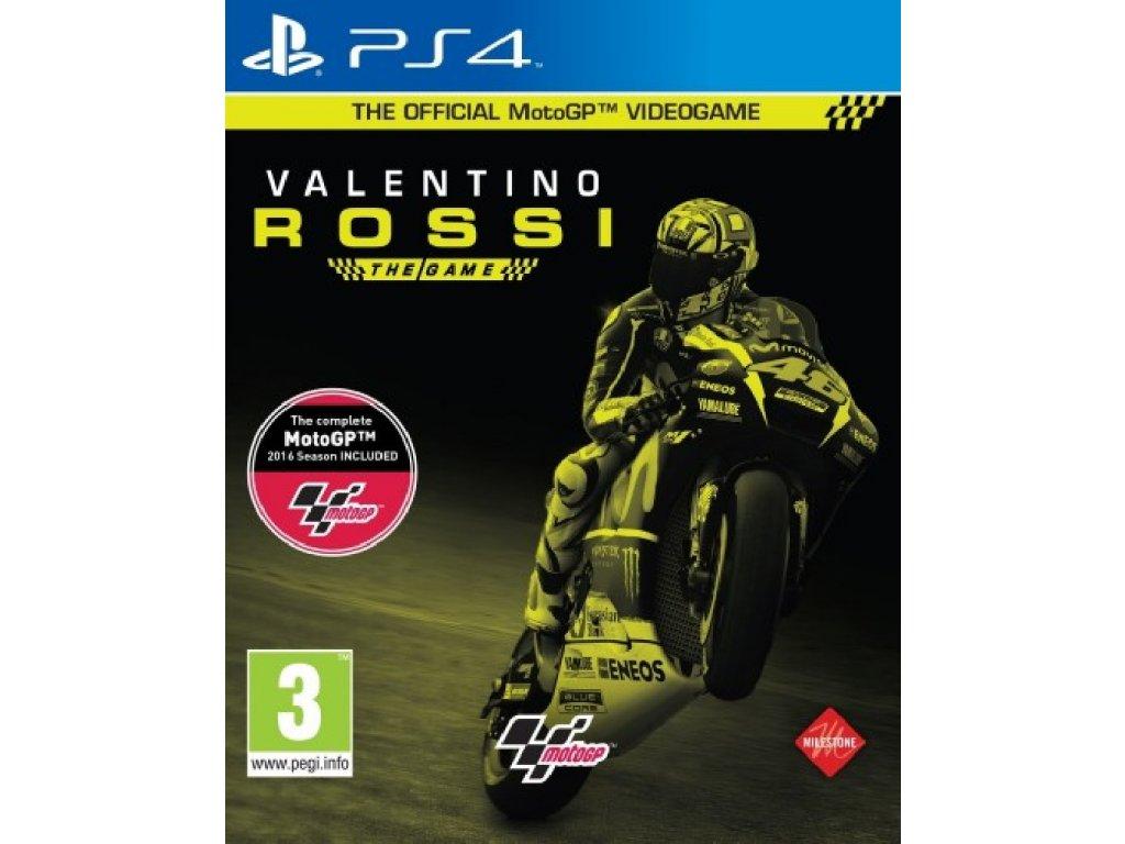 MOTO GP 16 VALENTINO ROSSI THE GAME