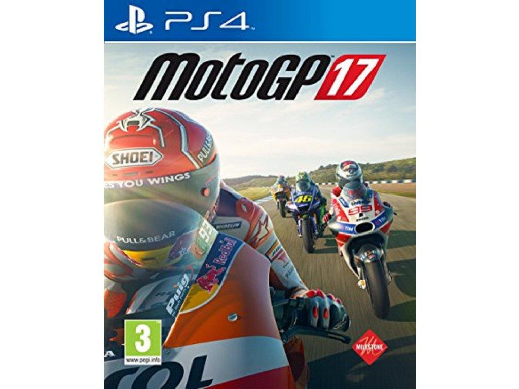 MOTO GP 17