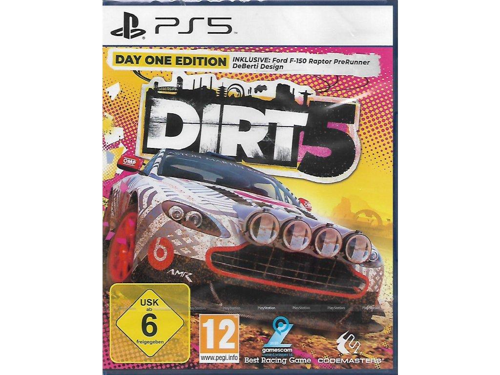 DIRT 5 (PS5 NOVÁ)