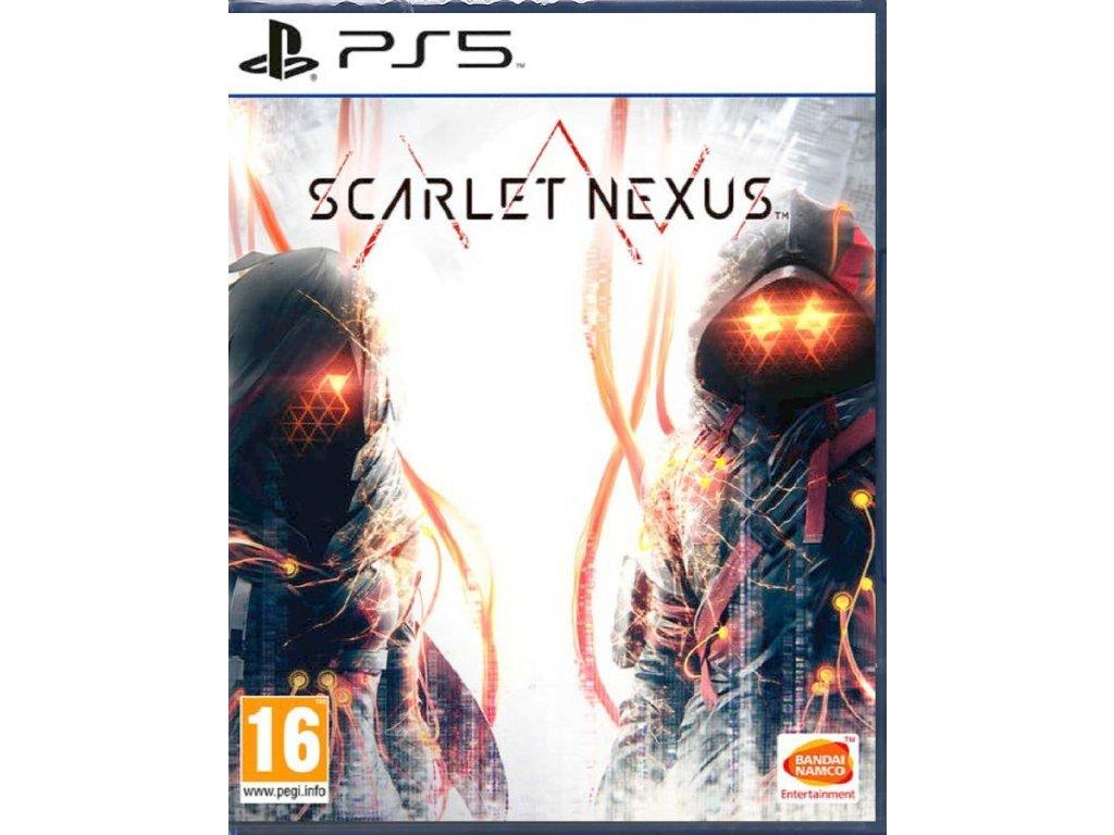 SCARLET NEXUS (PS5 NOVÁ)