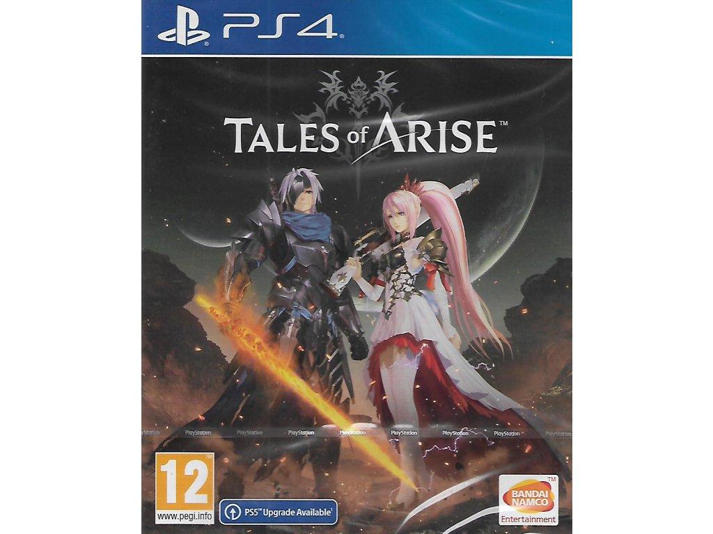 TALES OF ARISE (PS4 NOVÁ)