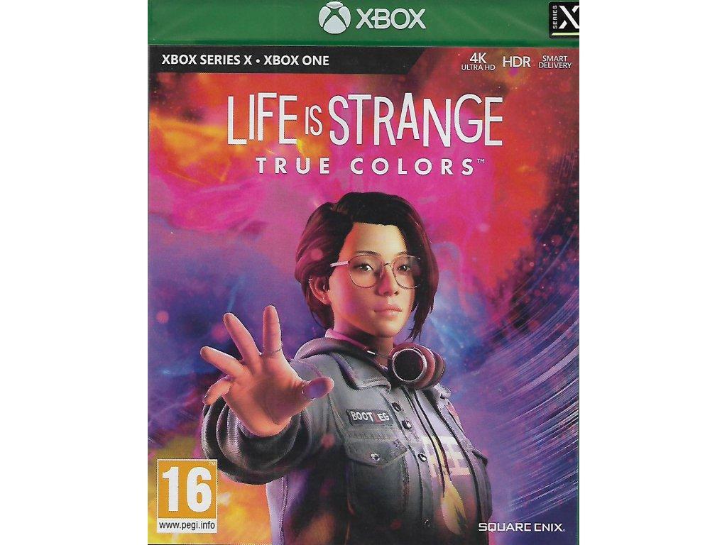 LIFE IS STRANGE TRUE COLORS (XBOX ONE NOVÁ)