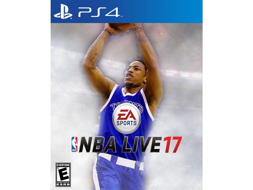 NBA LIVE 17