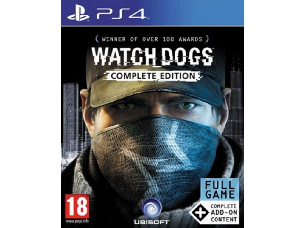 WATCH DOGS COMPLETE EDITION