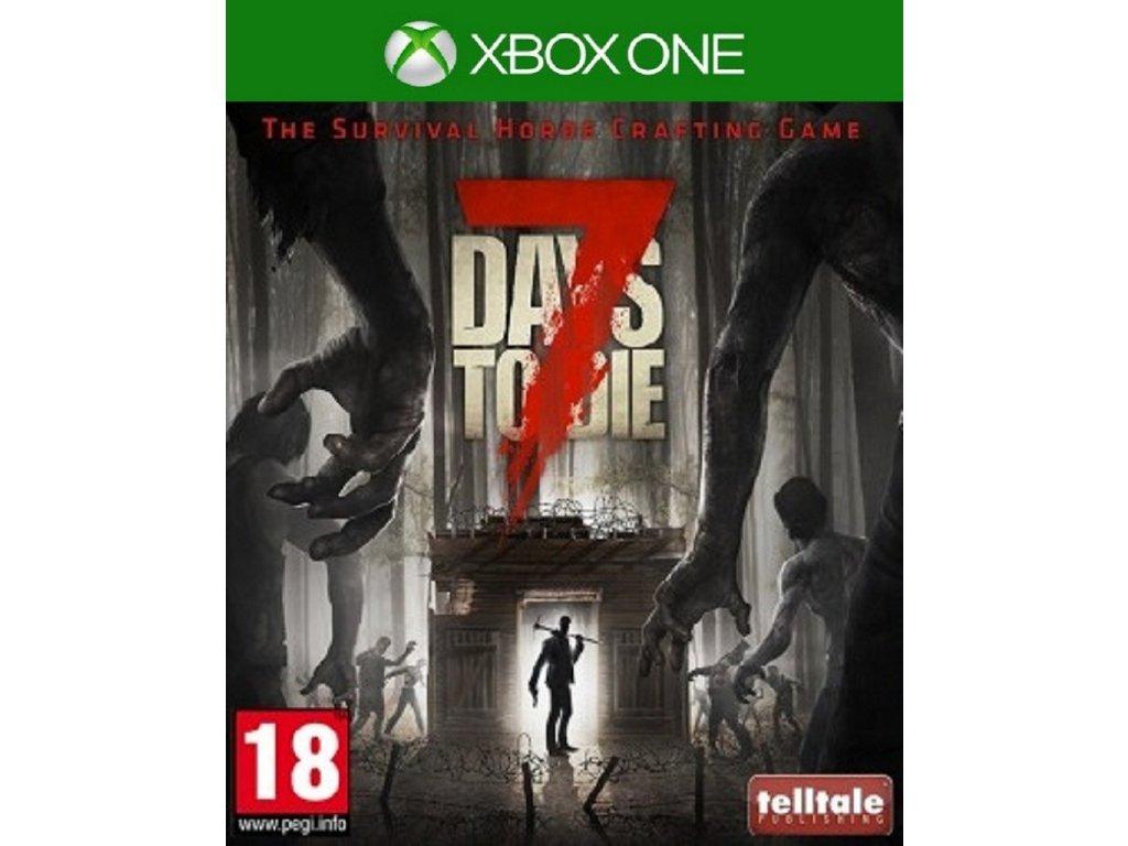7 DAYS TO DIE (XBOX ONE - bazar)