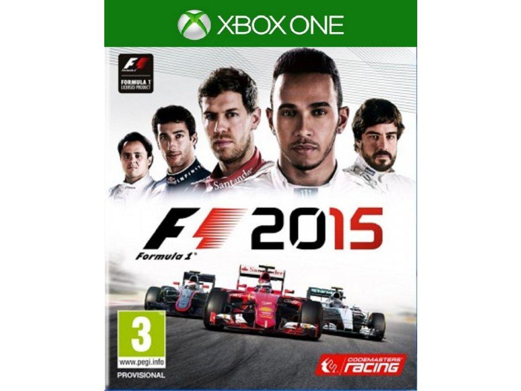 F1 2015 FORMULA ONE 2015