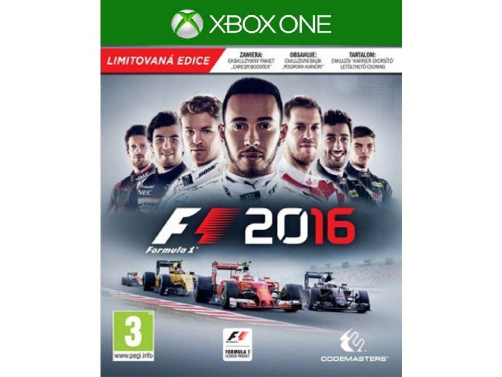 F1 2016 FORMULA ONE 2016