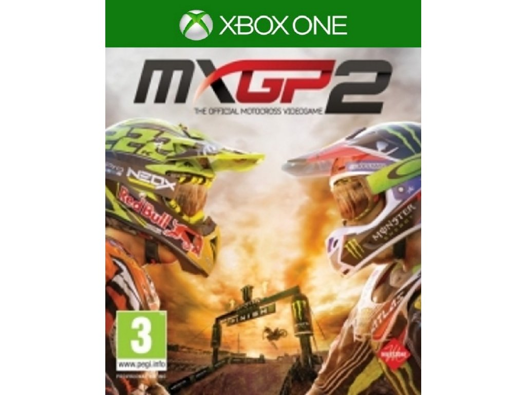MXGP 2 THE OFFICIAL MOTOCROSS VIDEOGAME