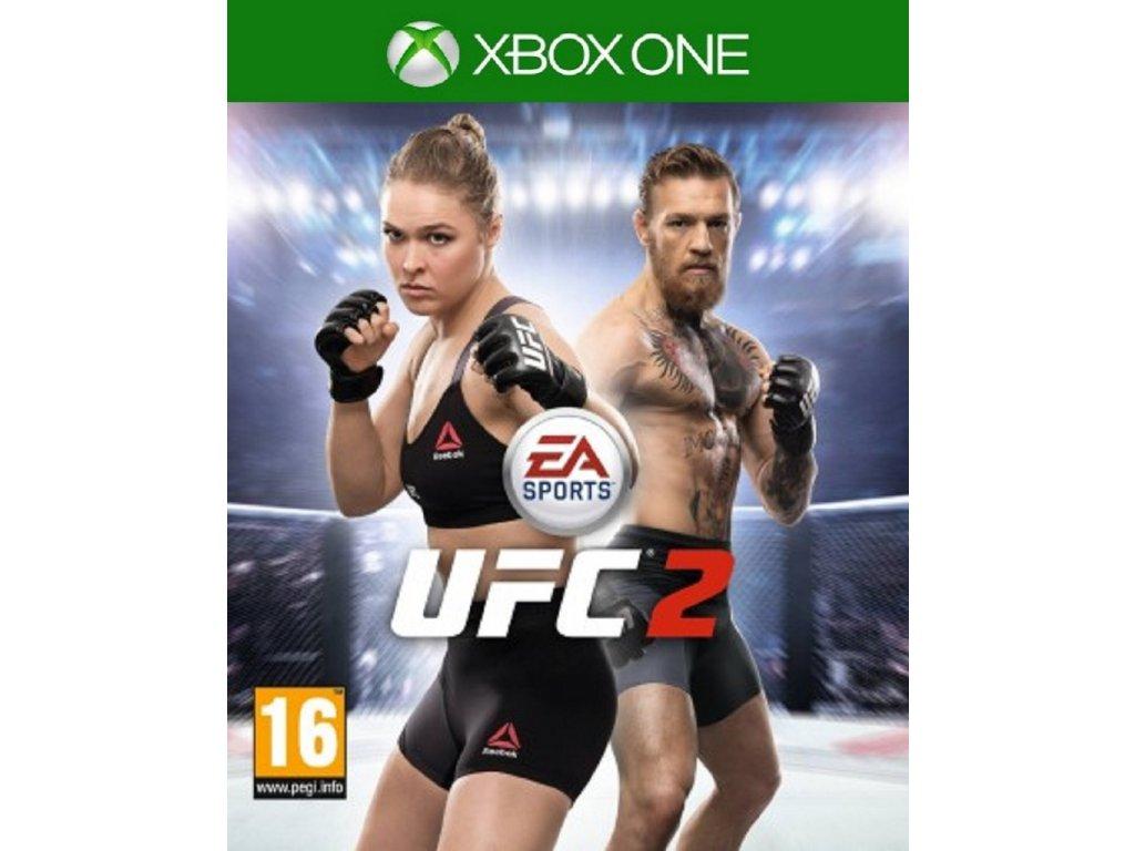 UFC 2 EA SPORTS