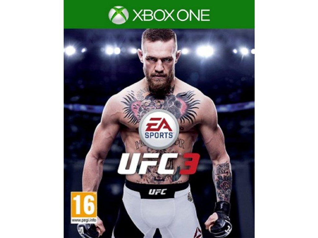 UFC 3 EA SPORTS