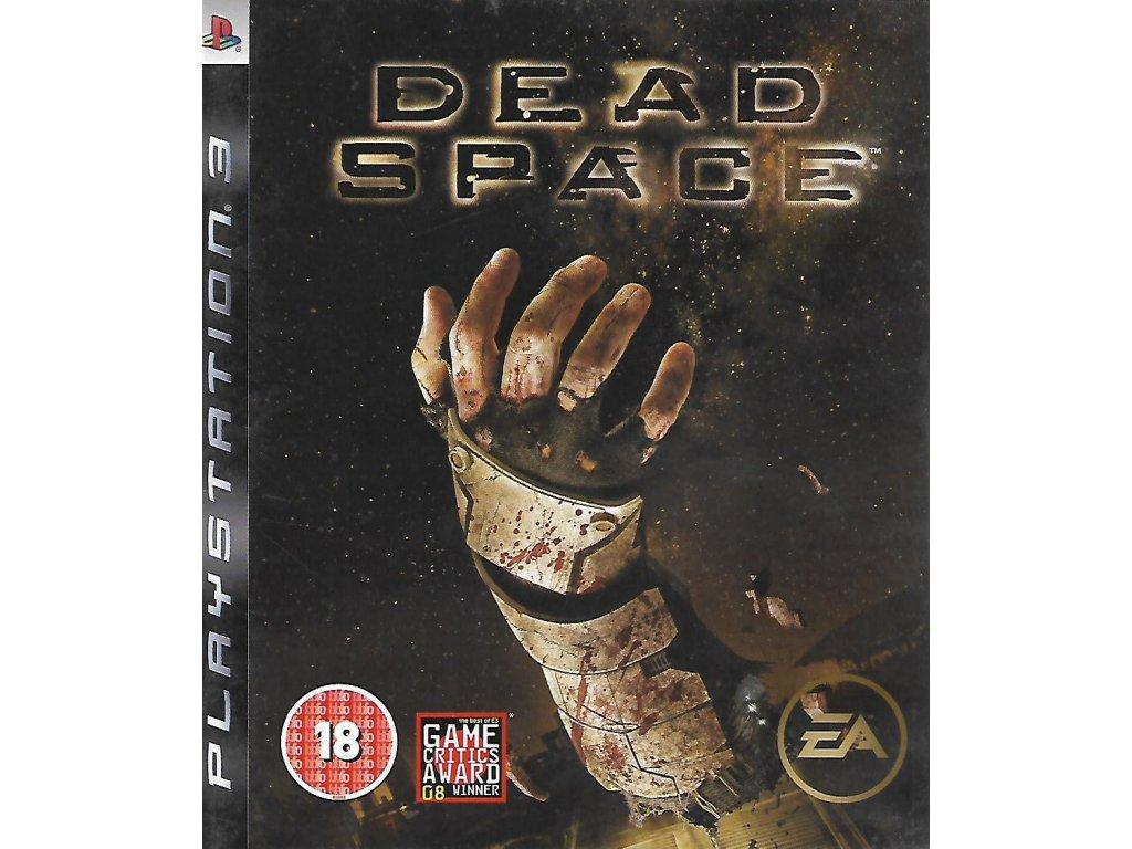 DEAD SPACE (PS3 bazar)