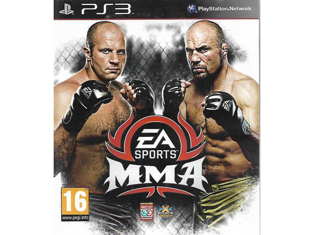 EA SPORTS MMA 2010