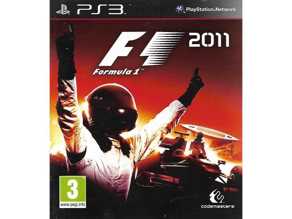 F1 2011 FORMULA 2011