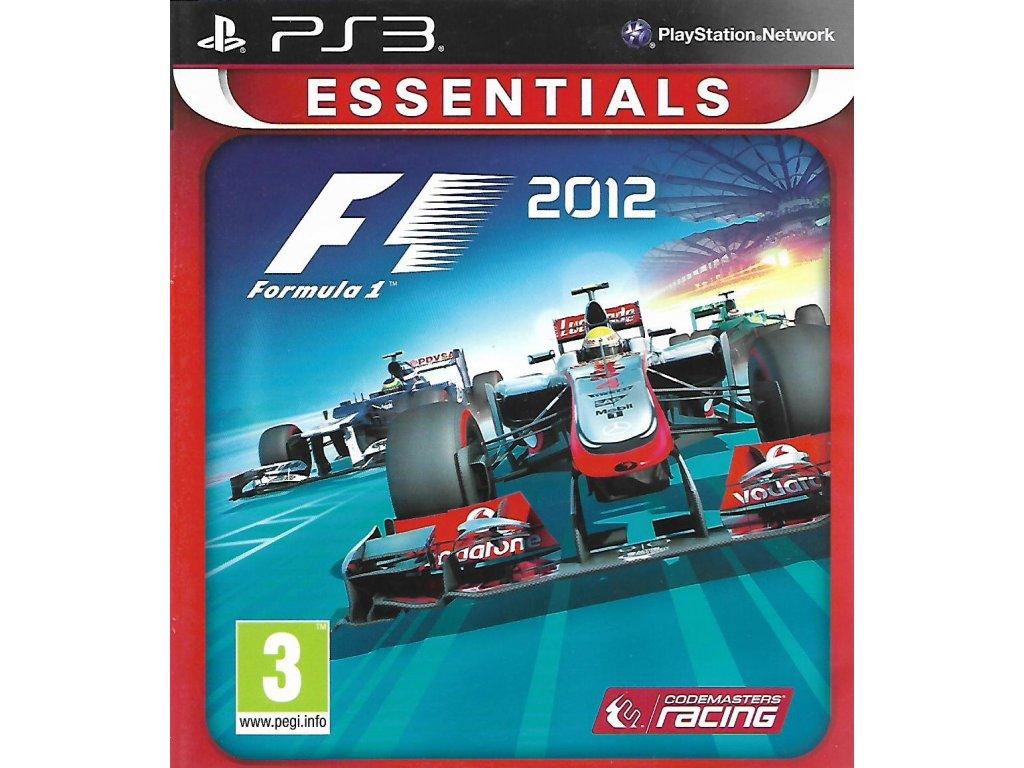 F1 2012 FORMULA 2012