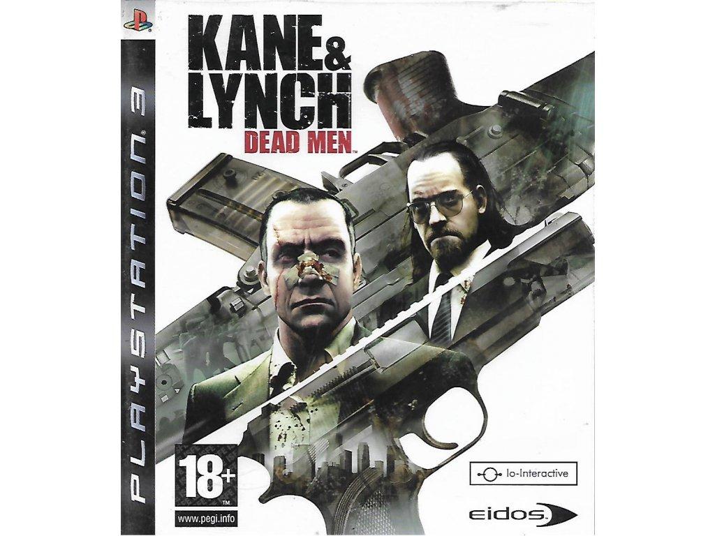 KANE & LYNCH DEAD MEN