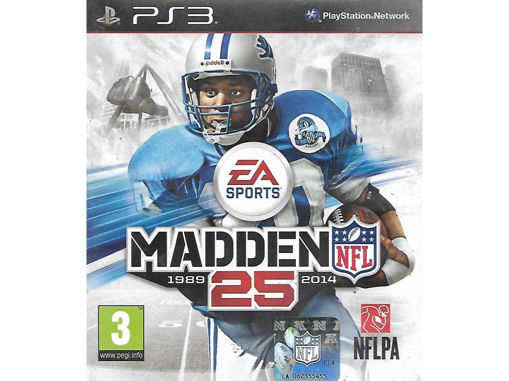 MADDEN NFL 14
