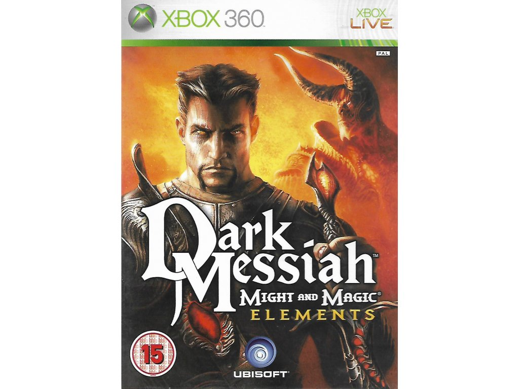 DARK MESSIAH MIGHT AND MAGIC ELEMENTS