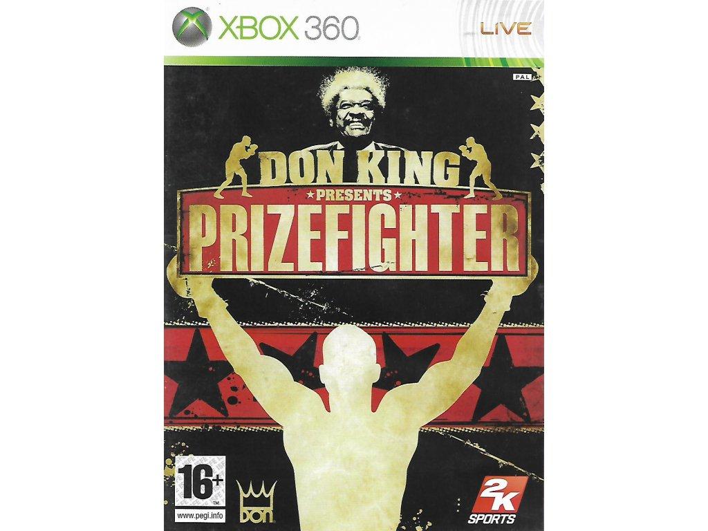DON KING PRIZEFIGHTER