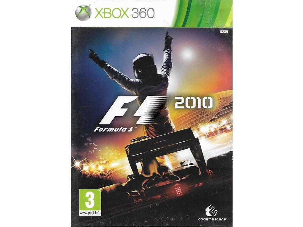 F1 2010 FORMULA 2010
