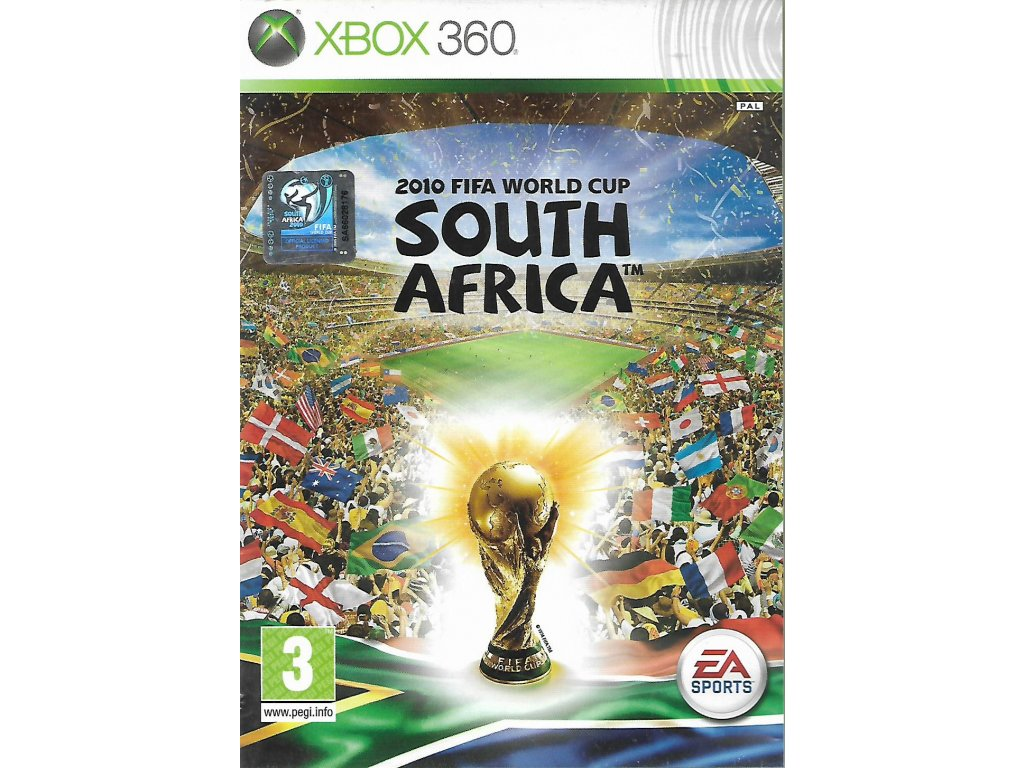 FIFA WORLD CUP SOUTH AFRICA 2010