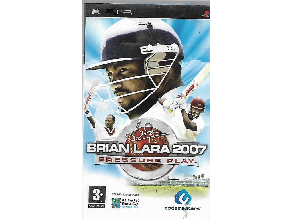 BRIAN LARE 2007 PRESSURE PLAY