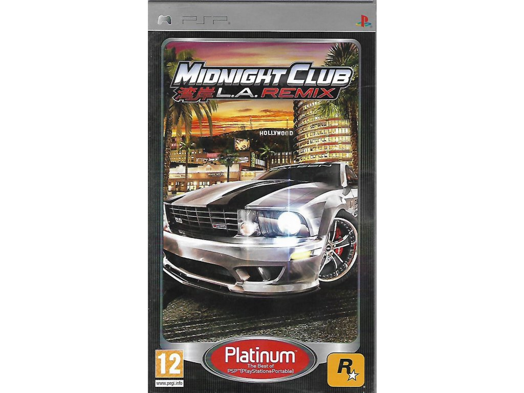 MIDNIGHT CLUB L.A. REMIX