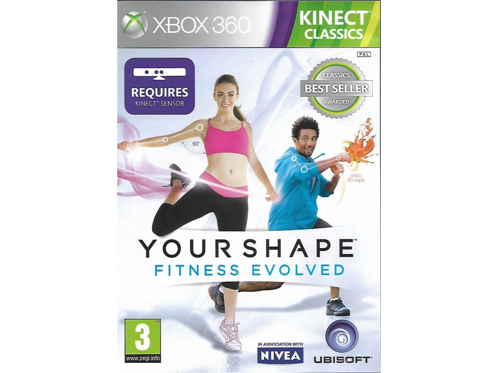 YOUR SHAPE FITNESS EVOLVED 2011