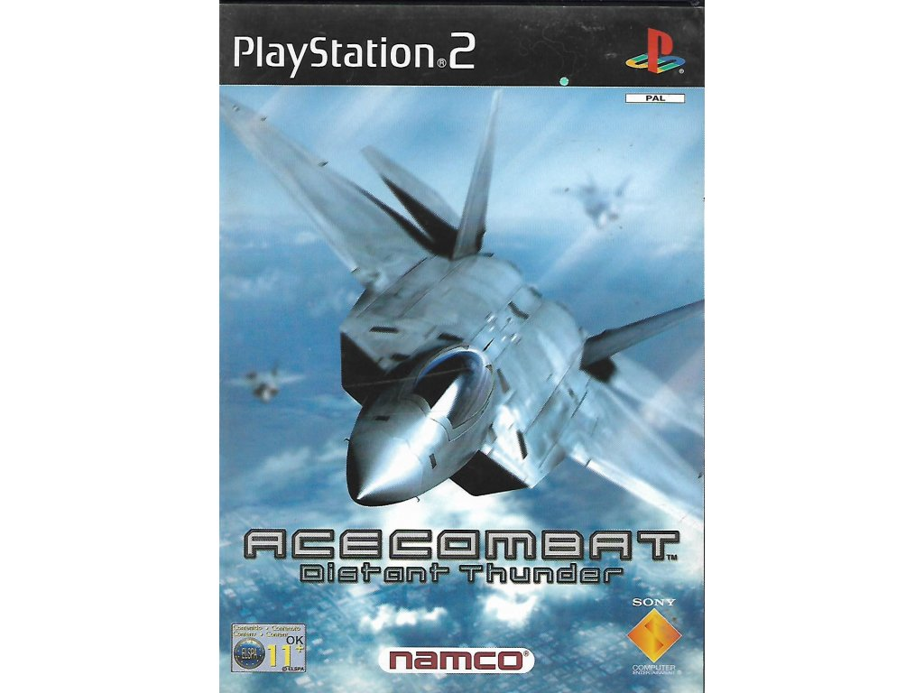 ACE COMBAT DISTANT THUNDER
