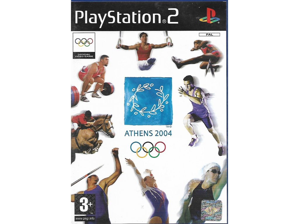ATHENS 2004 OFFICIAL OLYMPIC VIDEO GAME