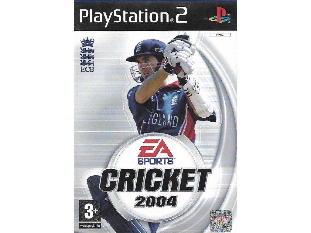 CRICKET 2004 EA SPORTS