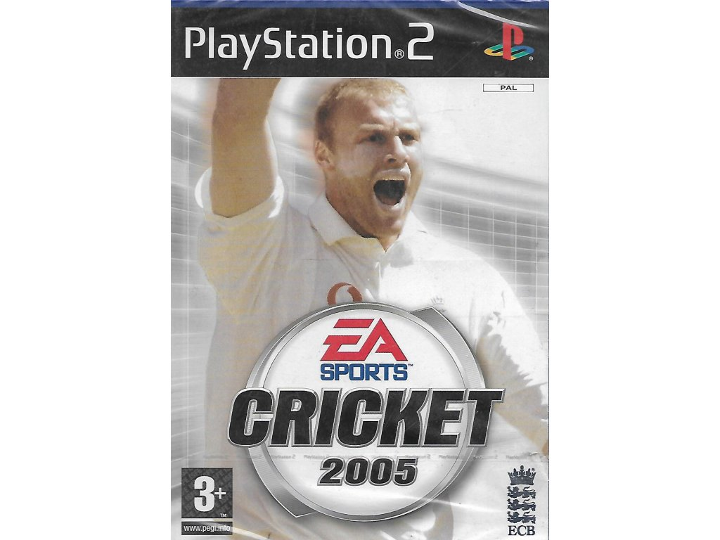 CRICKET 2005 EA SPORTS