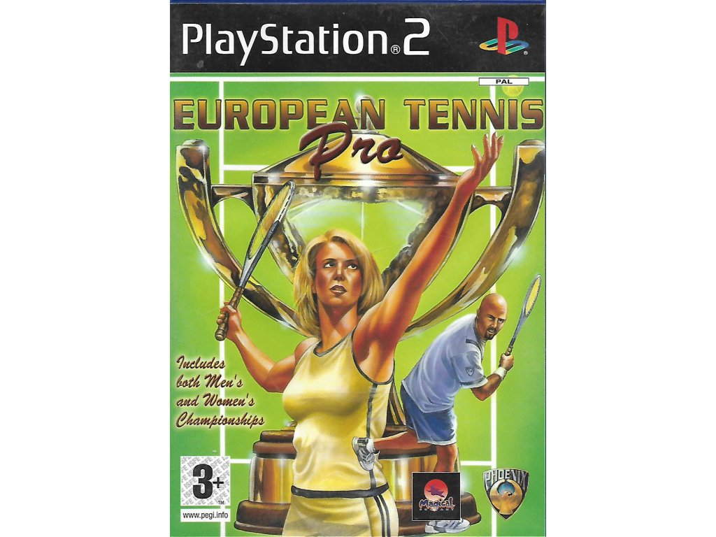EUROPEAN TENNIS PRO