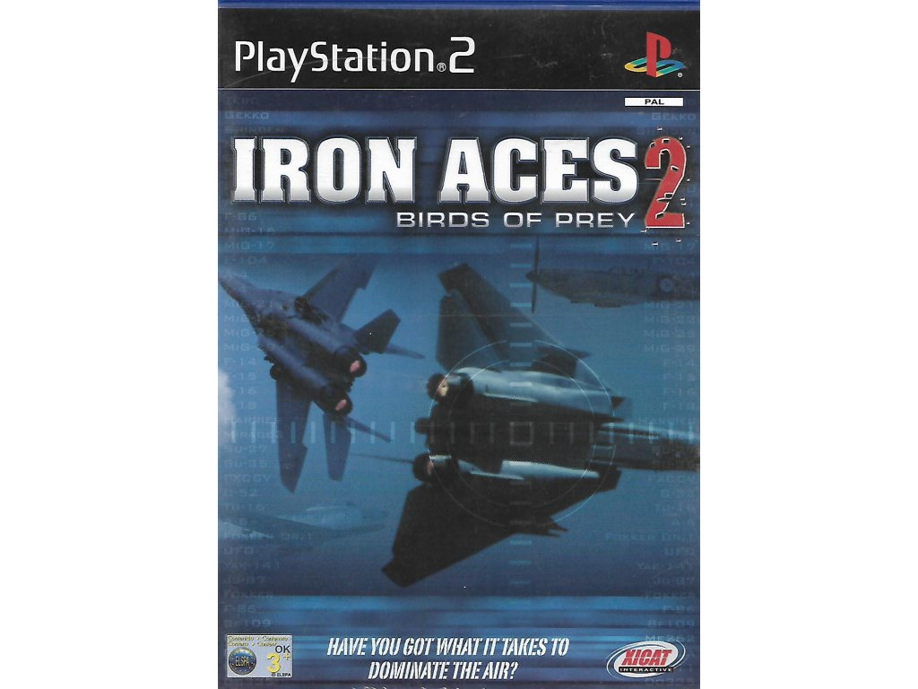 IRON ACES 2 BIRDS OF PREY