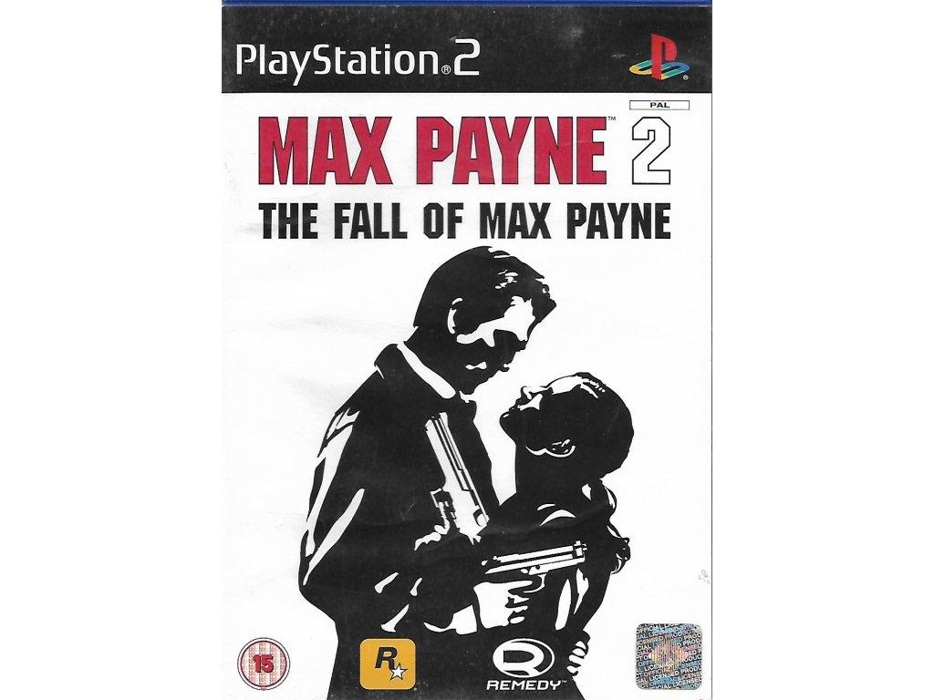 MAX PAYNE 2 THE FALL OF MAY PAYNE