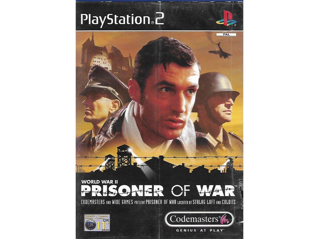 PRISONER OF WAR WORLD WAR II