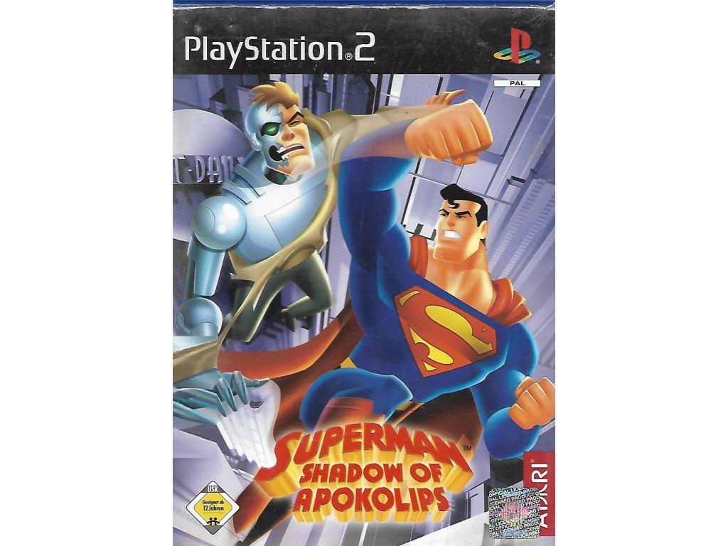 SUPERMAN SHADOW OF APOKALIPS