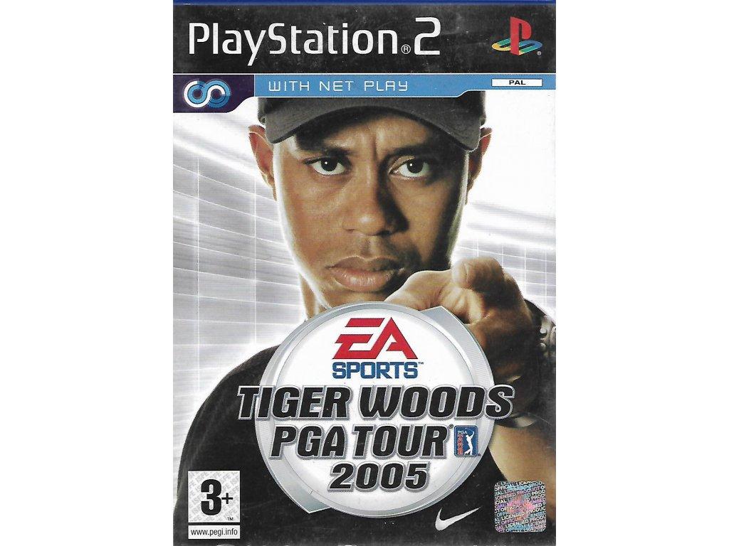 TIGER WOODS PGA TOUR 05
