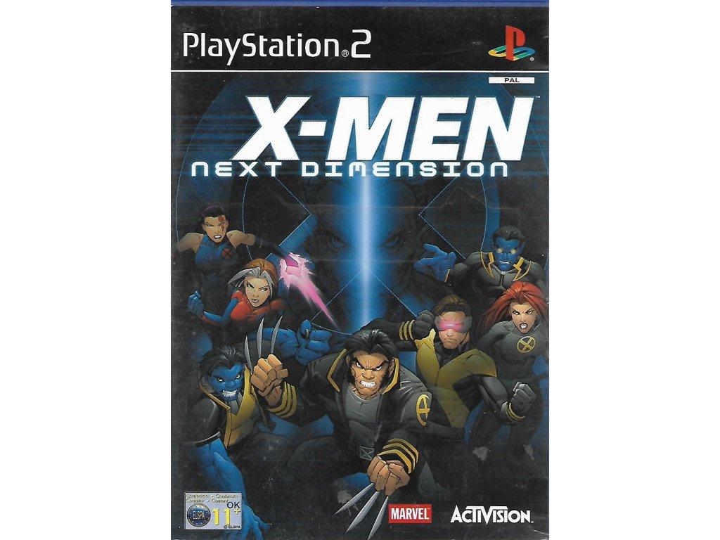 X MEN NEXT DIMENSION