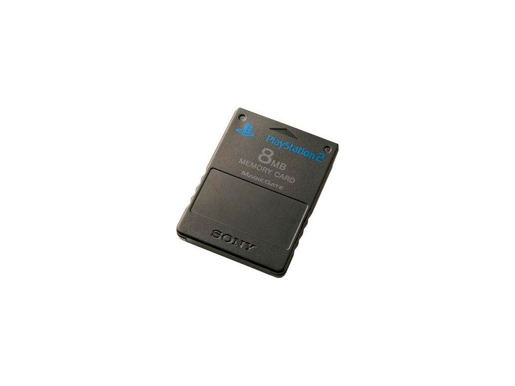 PS2 MC 8MB