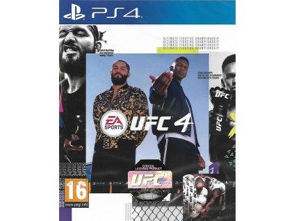 PS4 UFC 4