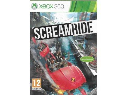 SCREAMRIDE (XBOX 360 nová)