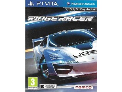 RIDGE RACER (VITA bazar)