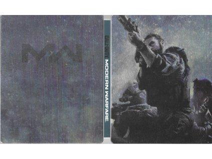 CALL OF DUTY MODERN WARFARE samotný STEELBOOK (PS4 bazar)