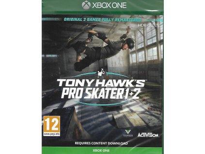 TONY HAWK'S PRO SKATER 1+2 (XBOX ONE nová)